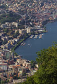 Lugano, Switzerland — Stock Photo