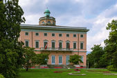 Villa Ciani, Lugano — Stock Photo