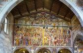 Church of S. Maria degli Angioli, Lugano — Stock Photo