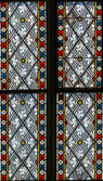 Stained-glass window  — Photo