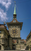 Clock tower, Bern — Stock Photo