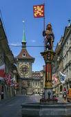 Clock tower, Bern — Stock Photo
