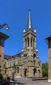 Saint Peter and Paul Church, Bern — Stock Photo
