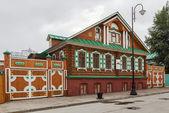 Staro-Tatarskaya Sloboda (Old Tatar Village), Kazan — Stock Photo