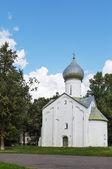 Church Of The Twelve Apostles, Veliky Novgorod — Stock Photo