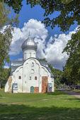 Church of St Vlasii, Veliky Novgorod — Stock Photo