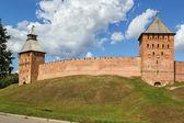 Kremlin of Veliky Novgorod — Stock Photo