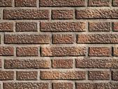 Pattern of a brick wall — Stock Photo