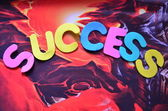 Word success — Foto Stock