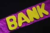 Banco — Foto de Stock