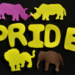 Stock Photo: Pride