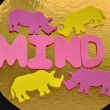 Stock Photo: Mind