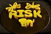 Risk — Zdjęcie stockowe