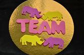 Team — ストック写真