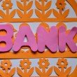 Stock Photo: Bank