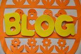 Blog — Stockfoto