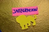 Integración — Foto de Stock