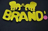 Brand — Foto de Stock
