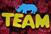 Team — Stockfoto