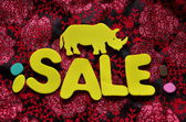 Sale — Stockfoto