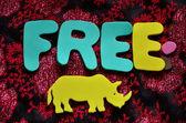 Free — Foto Stock