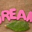 Stock Photo: Dream