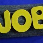 WORD JOB — Stock Photo #30893301