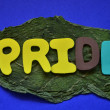 Pride — Stock Photo