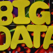 Stock Photo: Big data