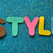 STYLE — Stock Photo #34332515