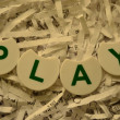 Stock Photo: Play