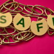 Safe — Stock Photo