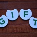 Gift — Stock Photo #34557957
