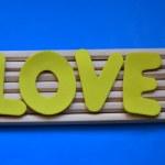 LOVE — Stock Photo #34757515