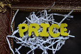PRICE — Stock Photo