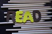 READ — Stockfoto