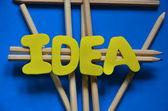 Idea — Foto Stock