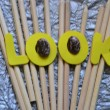 WORD LOOK — Stock Photo #35313367