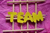 Team — Foto de Stock