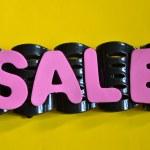 Word sale — Stock Photo #35791573