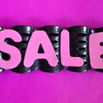 Word sale — Stock Photo #35791881
