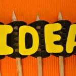 Idea — Stock Photo