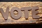 投票 — ストック写真