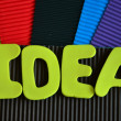 Ideas — Foto de Stock