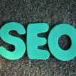 Foto Stock: WORD SEO