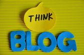 Blog — Stock fotografie