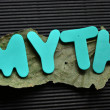Stock Photo: MYTH