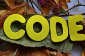 CODE — Stock Photo