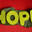 Hope — Stock Photo #37815217