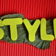 Style — Stock Photo #37815473